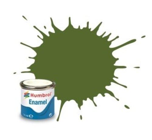 Humbrol - HMB AA0970 - Deck Green - Enamel, 14ML, Matt, Shade 088