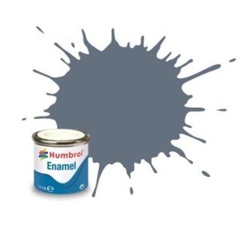 Humbrol - HMB AA1568 - Intermediate Blue - Enamel, 14ML, Matt, Shade 144