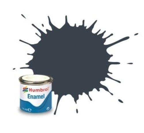 Humbrol - HMB AA1506 - Dark Grey - Enamel, 14ML, Matt, Shade 032