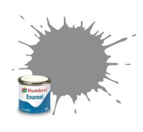 Humbrol - HMB AA1393 - US Medium Grey - Enamel, 14ML, Satin, Shade 126