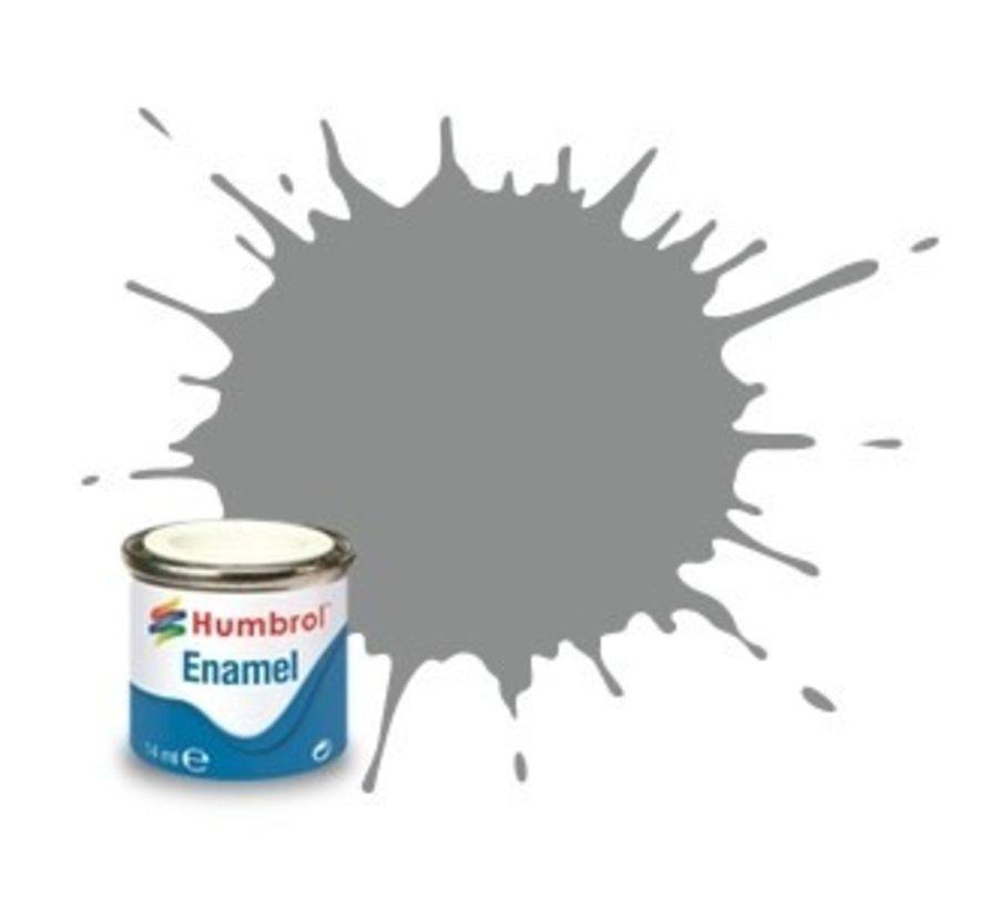 AA1393 - US Medium Grey - Enamel, 14ML, Satin, Shade 126