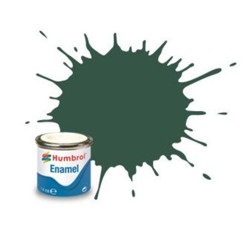 Humbrol - HMB AA1287 - US Dark Green - Enamel, 14ML, Matt, Shade 116
