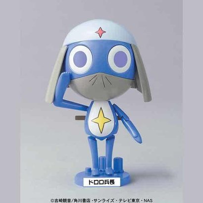 BANDAI MODEL KITS 5056841 Lance Corporal Dororo Keroro  Bandai Keroro Plamo Collection