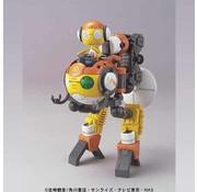 BANDAI MODEL KITS Kululu Robo MK II