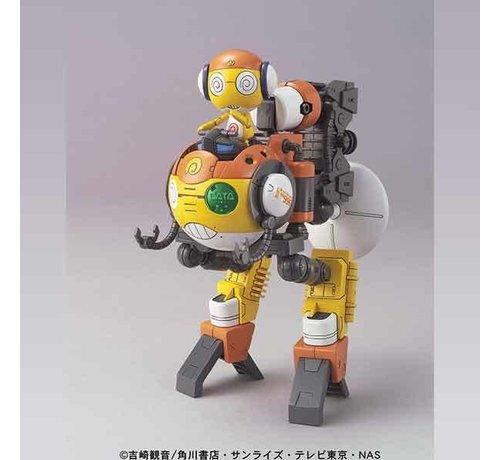 BANDAI MODEL KITS 5056844 #16 Kululu Robo MK II Keroro  Bandai Keroro Plamo Collection