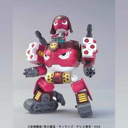 BANDAI MODEL KITS 5056845 Giroro Robo MK II Keroro  Bandai Keroro Plamo Collection
