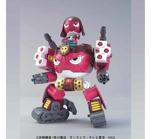 BANDAI MODEL KITS 5056845 #17 Giroro Robo MK II Keroro  Bandai Keroro Plamo Collection