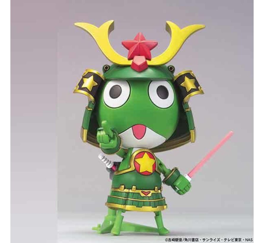 5057437 #19 Musha Keroro Keroro  Bandai Keroro Plamo Collection