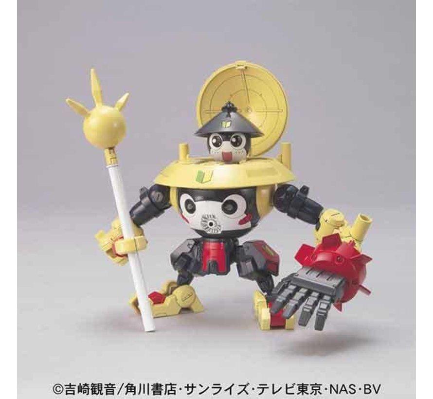 5057439 #26 Ashigaru Tamama Robo Keroro  Bandai Keroro Plamo Collection
