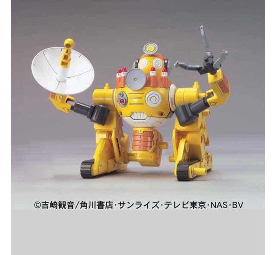 5057440 Yabui Kururu Robo Keroro  Bandai Keroro Plamo Collection