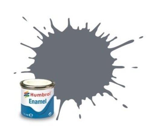 Humbrol - HMB AA1571 - Medium Grey - Enamel, 14ML, Matt, Shade 145