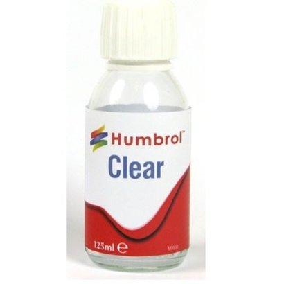 HMB - HUMBROL AC7431 - High-gloss, water based - Clear Varnish 125mL Bottle