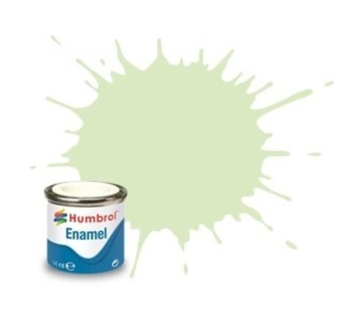 Humbrol - HMB AA0998 - Beige Green  - 14ml Enamel Paint, MATT, Shade 090
