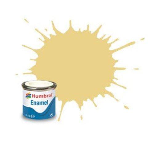 Humbrol - HMB AA1136 - Cream  - 14ml Enamel Paint, MATT, Shade 103