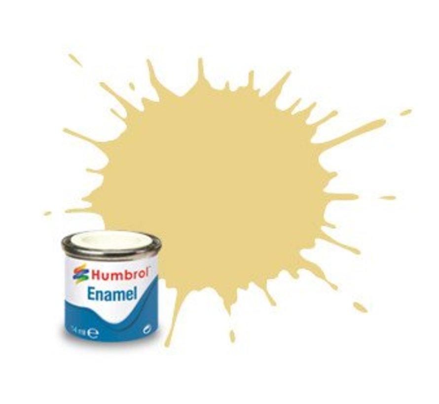 AA1136 - Cream  - 14ml Enamel Paint, MATT, Shade 103