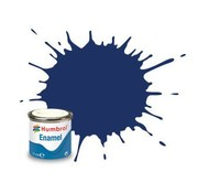 Humbrol - HMB AA0165 Midnight Blue Enamel, 14ML, Gloss, Shade 015