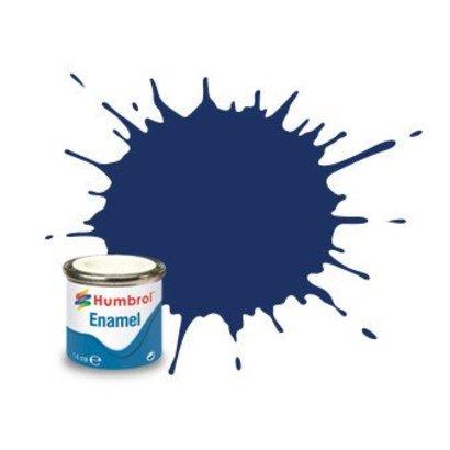 HMB - HUMBROL AA0165 Midnight Blue Enamel, 14ML, Gloss, Shade 015