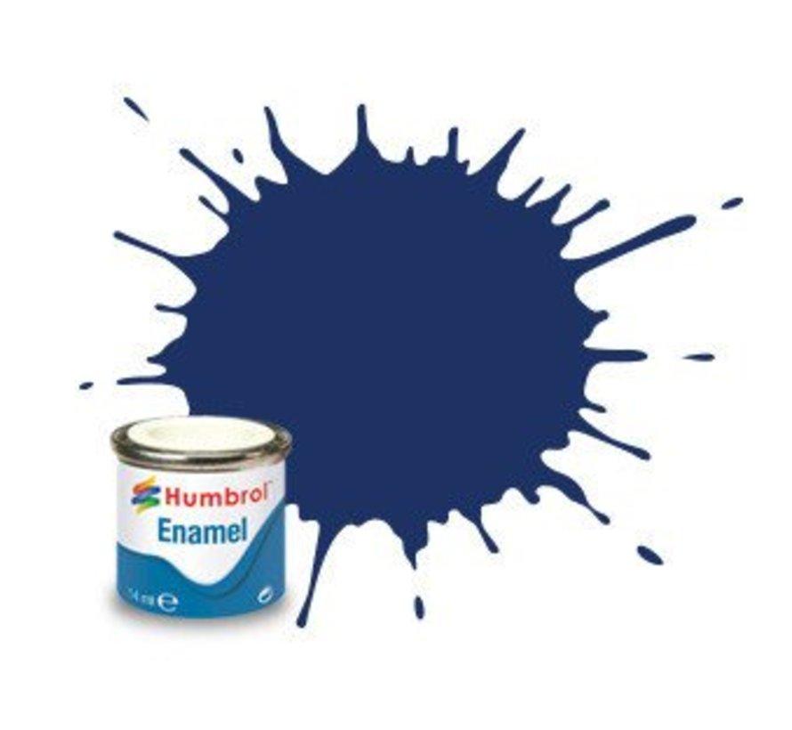 AA0165 Midnight Blue Enamel, 14ML, Gloss, Shade 015