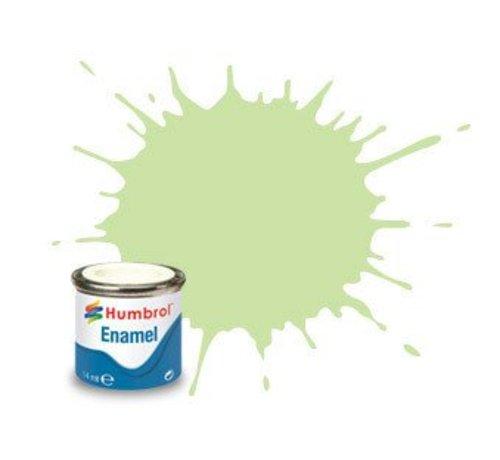 Humbrol - HMB AA0036 Pastel Green Enamel, 14ML, Matt, Shade 036