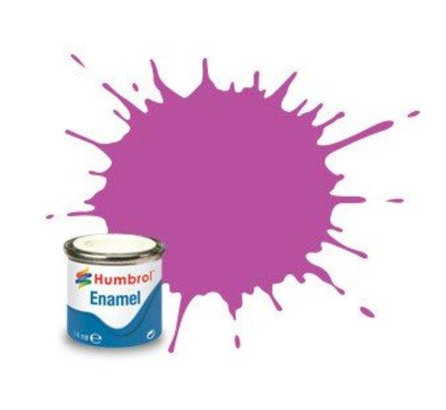 Humbrol - HMB AA0058 - Magenta - Enamel, 14ML, Matt, Shade 058