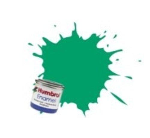 Humbrol - HMB AA0549 - Green Mist - Enamel, 14ML, Metallic, Shade 050