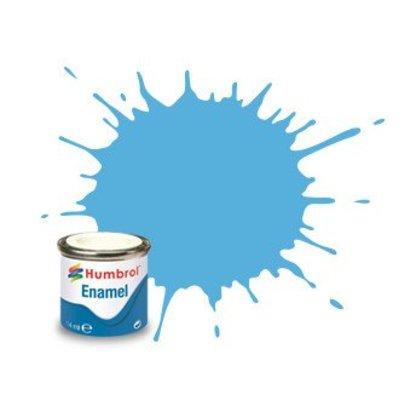 HMB - HUMBROL AA0518 - Sea Blue - Enamel, 14ML, Gloss, Shade 047
