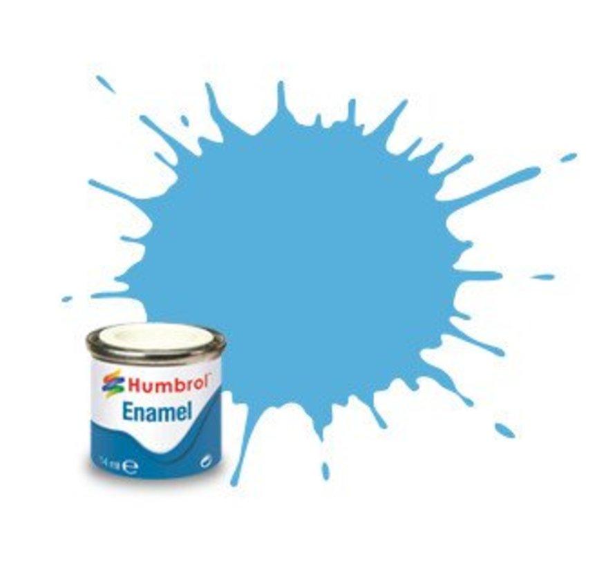 AA0518 - Sea Blue - Enamel, 14ML, Gloss, Shade 047