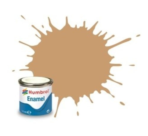 Humbrol - HMB AA1047 - Brown Yellow - Enamel, 14ML, Matt, Shade 094
