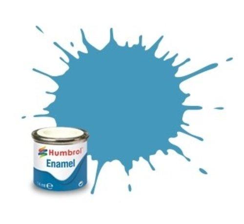 Humbrol - HMB AA0984 - Middle Blue - Enamel, 14ML, Matt, Shade 089