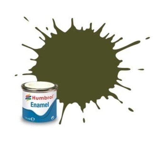 Humbrol - HMB AA1729 - Khaki Drab - Enamel, 14ML, Matt, Shade 159