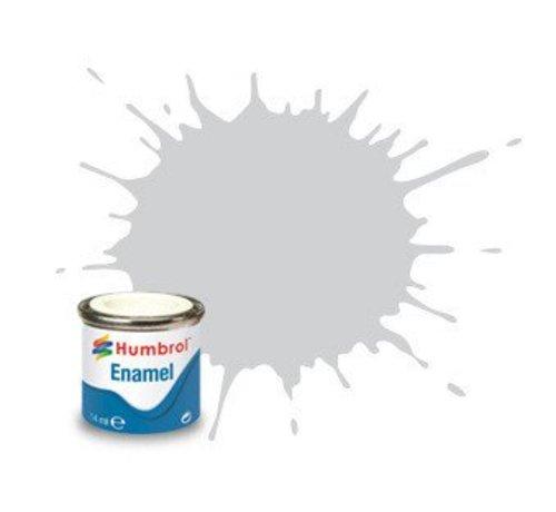 Humbrol - HMB AA0120 Silver Enamel, 14ML, Metallic, Shade 011