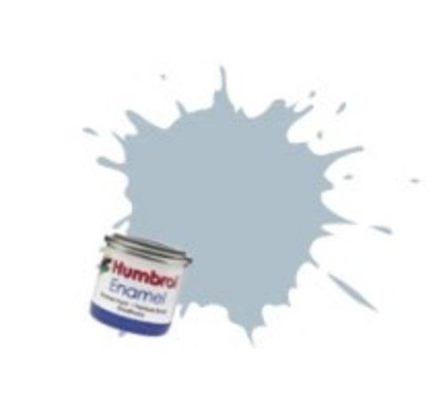 Humbrol - HMB AA0610 - Aluminum - Enamel, 14ML, Metallic, Shade 056