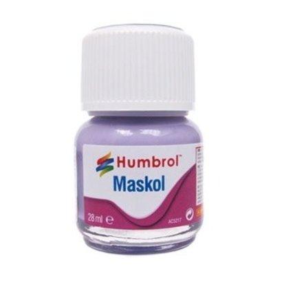 HMB - HUMBROL AC5217 Maskol, 28mL Rubber Mask