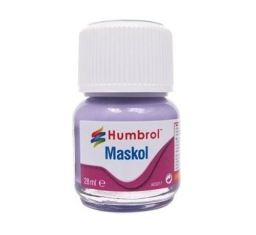 Humbrol - HMB AC5217 Maskol, 28mL Rubber Mask
