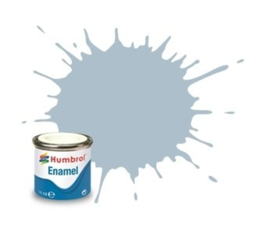 AA1403 - US Ghost Grey  - 14ml Enamel Paint, Satin, Shade 127
