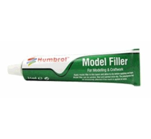 Humbrol - HMB AE3016 - Model Filler, 31ML Tube