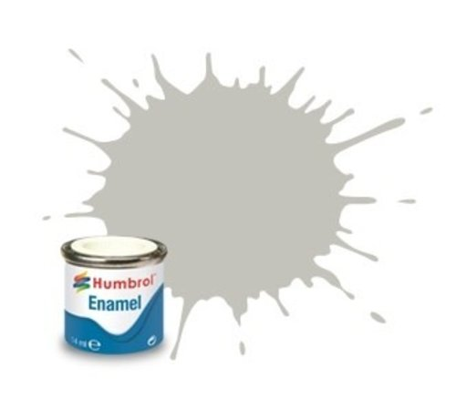 Humbrol - HMB AA1496 - Camo Grey - Enamel, 14ML, Matt, Shade 028