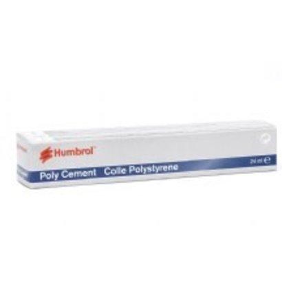 HMB - HUMBROL AE4422 - Poly Cement, 24 ml, Tube