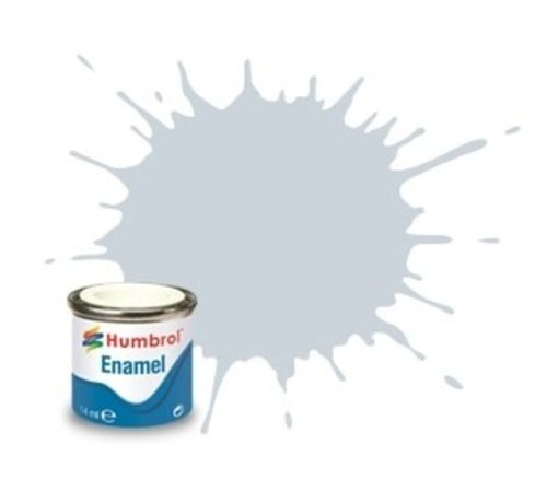 Humbrol - HMB AC5011 - Polished Aluminum - Enamel, 14ML, Metalcote, No. 27002