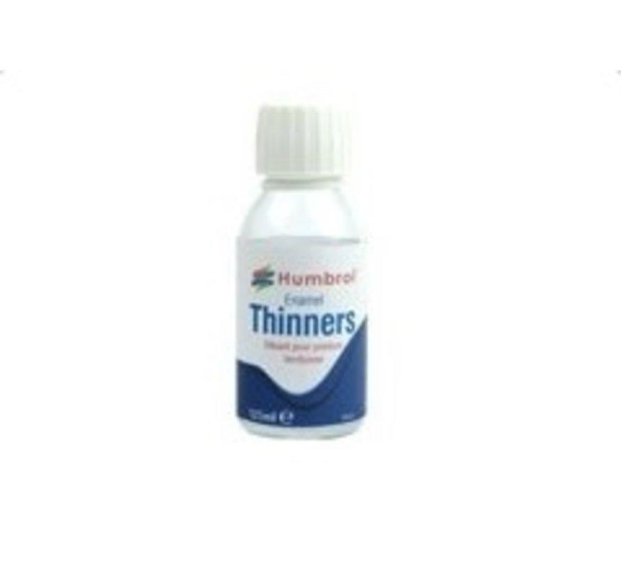 AC7430 Enamel Thinner, 125ML Bottle