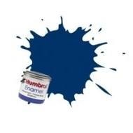 HMB - HUMBROL AQ0174 - Midnight Blue - Enamel, 50mL, Gloss, Shade 15
