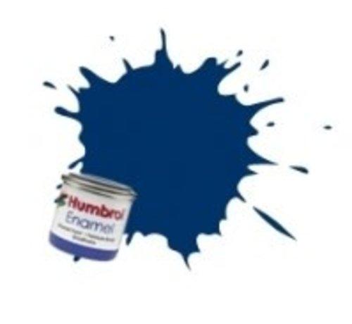 Humbrol - HMB AQ0174 - Midnight Blue - Enamel, 50mL, Gloss, Shade 15