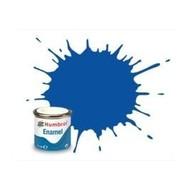 HMB - HUMBROL AQ0160 - French Blue - Enamel, 50mL, Gloss Shade 14