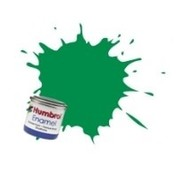Humbrol - HMB AQ0037 - Emerald - Enamel, 50mL, Gloss, Shade 2