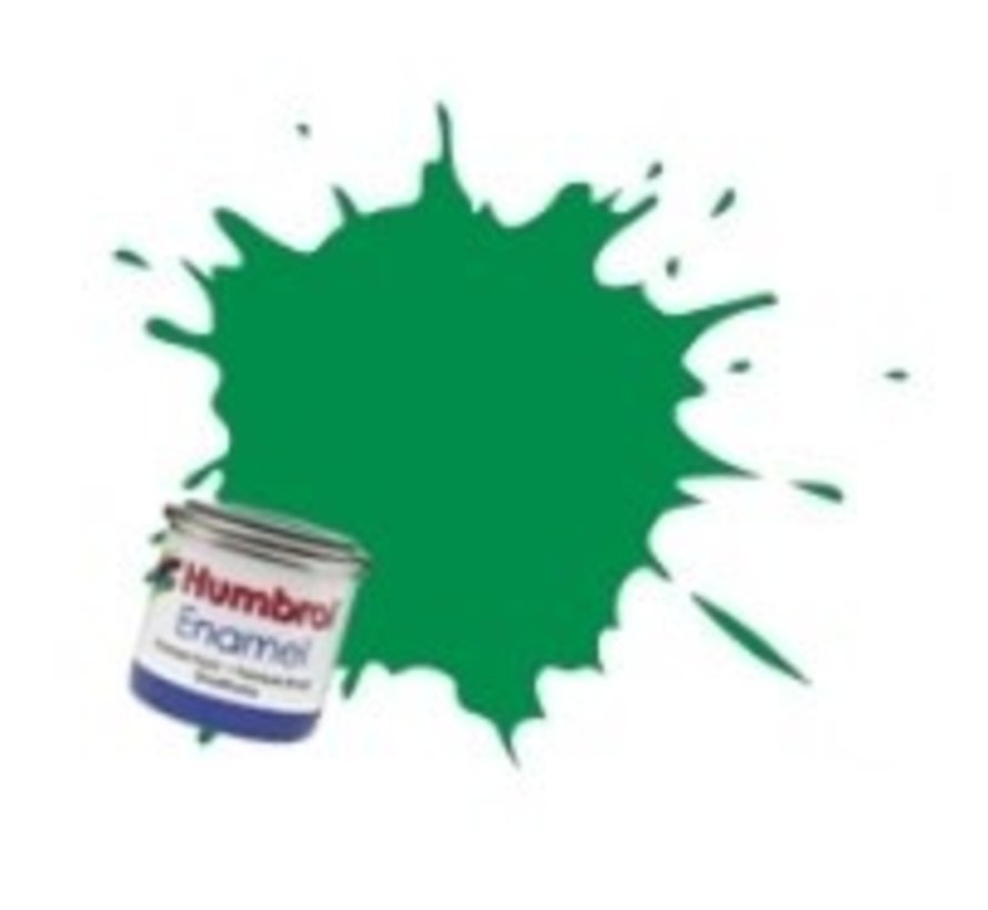 AQ0037 - Emerald - Enamel, 50mL, Gloss, Shade 2