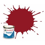 HMB - HUMBROL AQ0229 - Crimson - Enamel, 50mL, Gloss, Shade 20