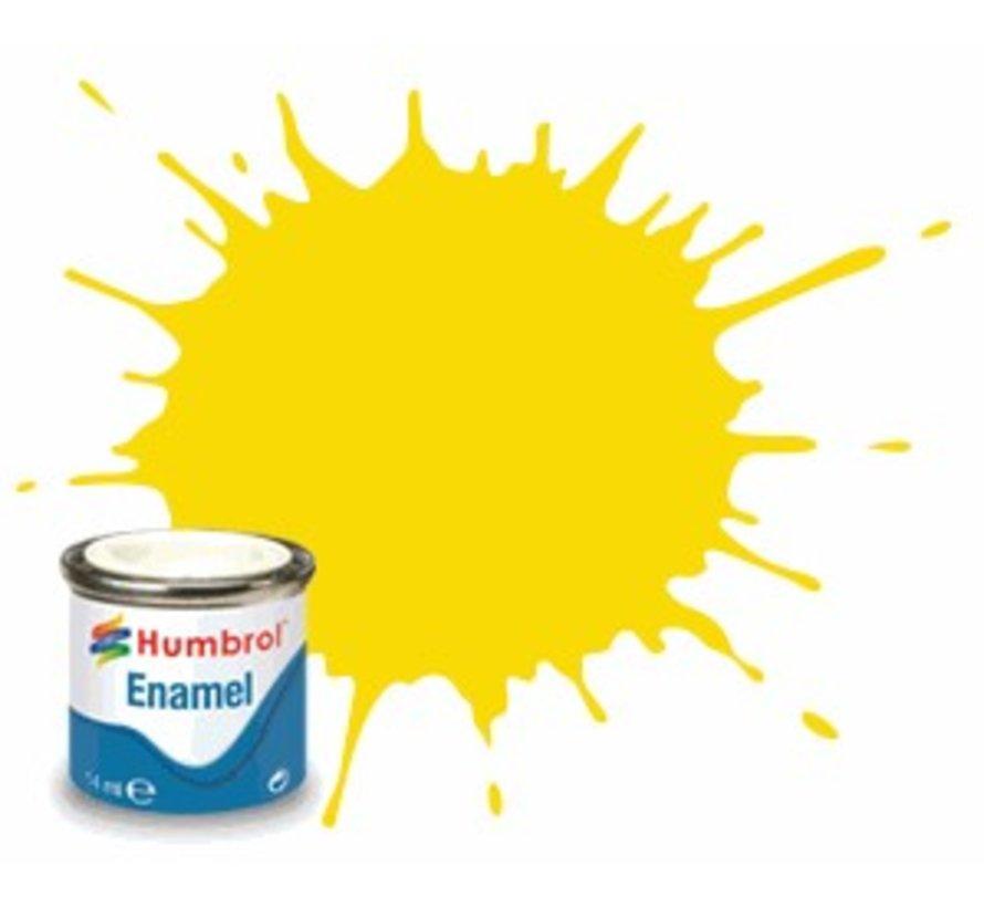 AQ0770 - Yellow - Enamel, 50mL, Gloss Shade 69