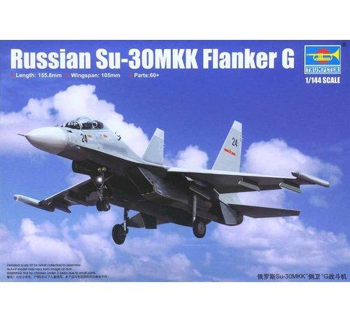 Trumpeter Models (TSM) TR03917 Trumpeter 1/144 RussianSU-30MKK Flanker G
