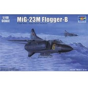 TSM - Trumpeter Models 1/48 MiG-23M Flogger-B