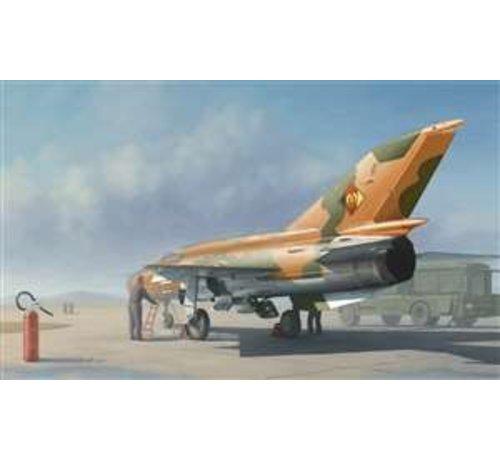 TSM - Trumpeter Models 2863 1/48 MiG-21MF Russian Fighter